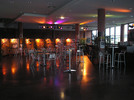 Le hall et le bar en mode Club